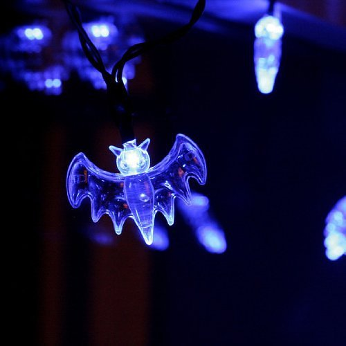 Bat Lights Halloween Decoration Lights