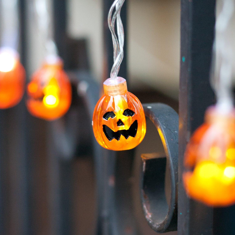 Halloween Themed Pumpkin LED width=