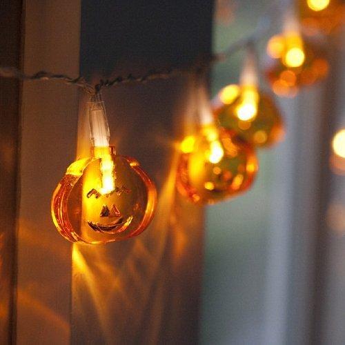 Pumpkin LEDs Halloween Decoration Light