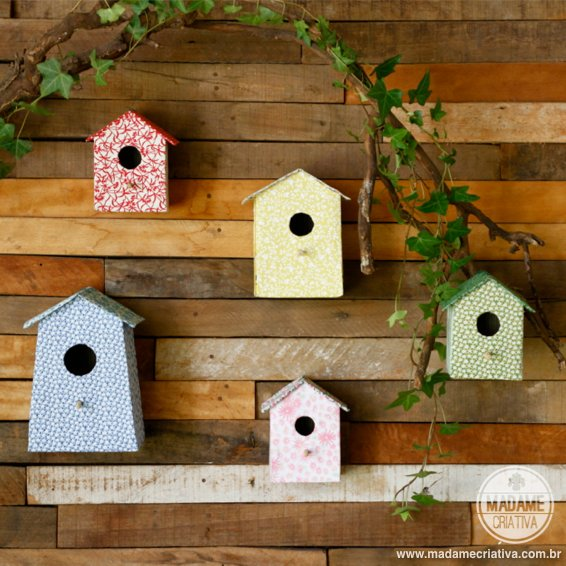 Handmade Birdhouse for decoration