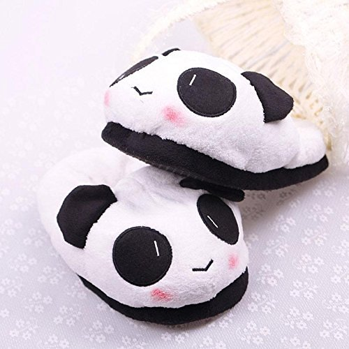 Panda Winter Warm Soft Indoor Home Slippers