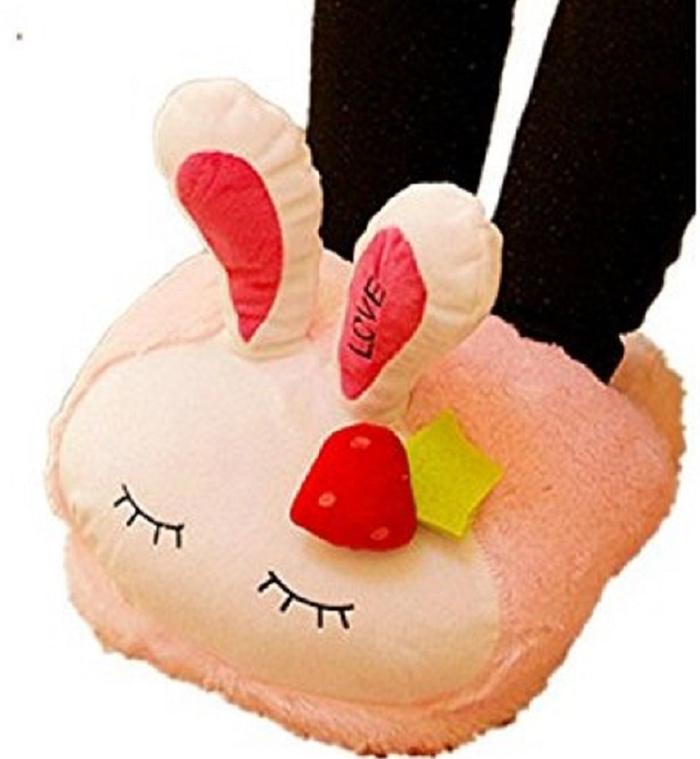 Rabbit Winter Warmth  Slippers