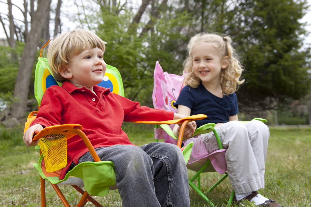 Melissa & Doug Portable Chairs for Kids