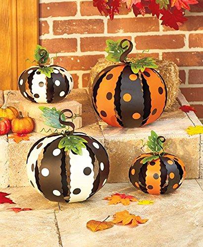 Pumpkins Halloween Fall Autumn Decor
