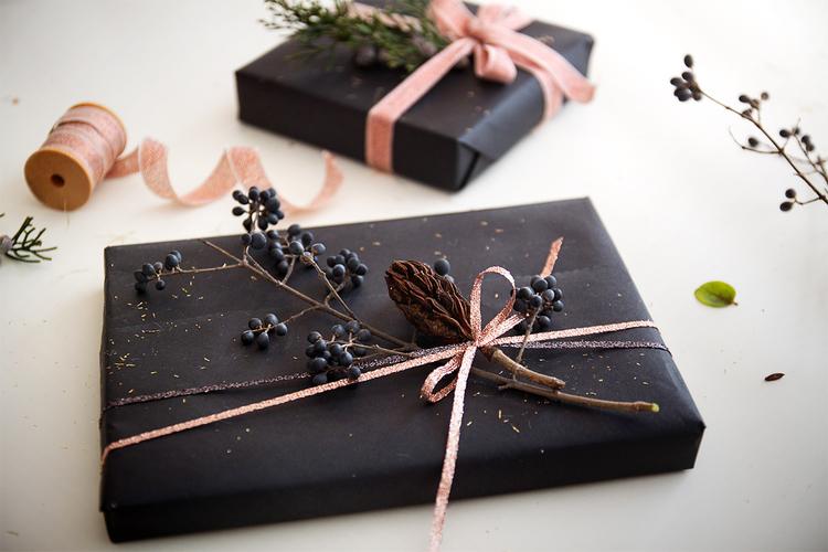 Black Theme Wrapping