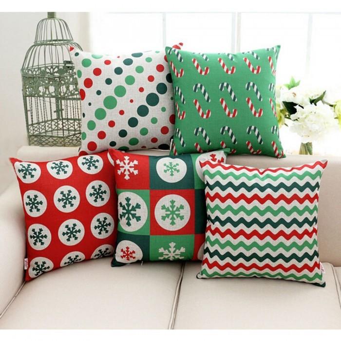 Christmas Cushion Case for Sofa