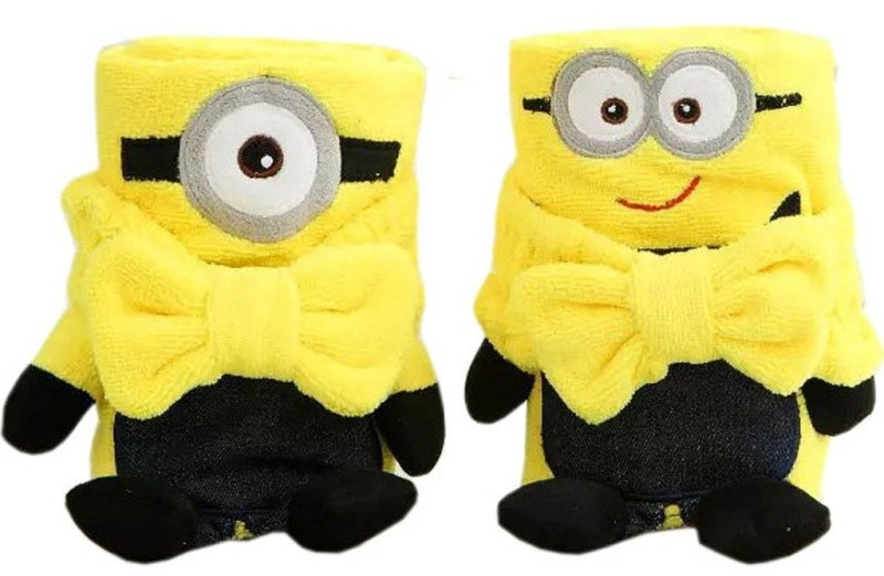 Cute Minions Bath Towel