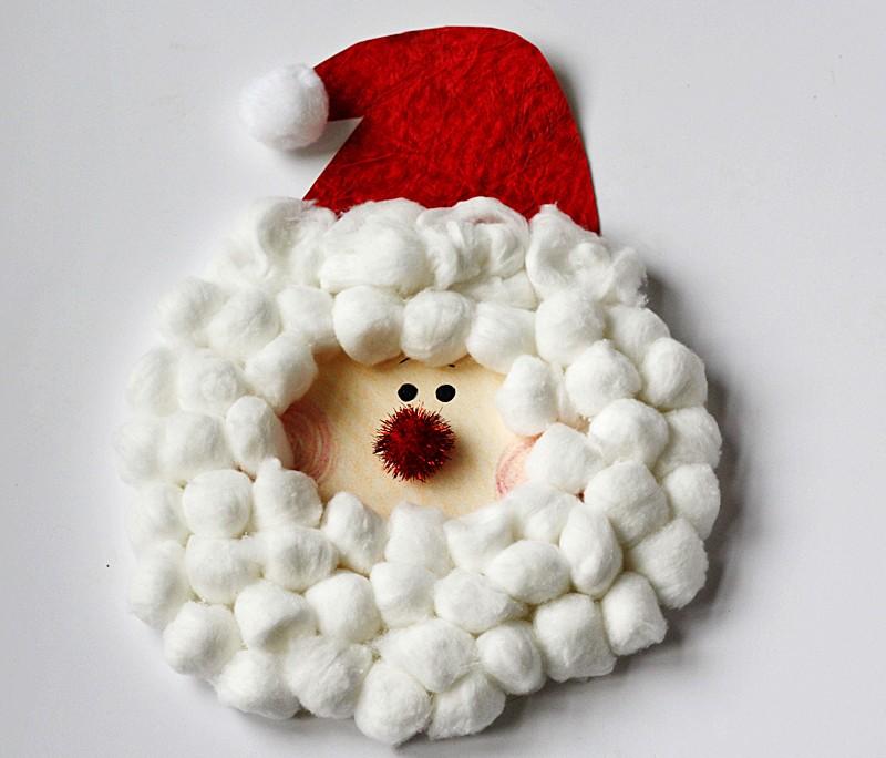 DIY Christmas Santa