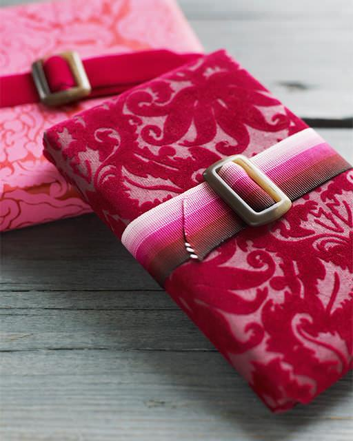 Gift Wrap using Bow Tie