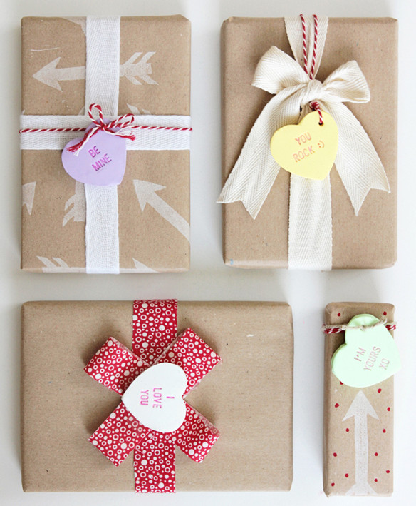 Heart Candy Gift Tags