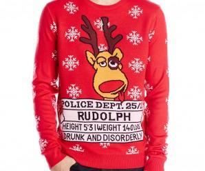 10 Trendy Men's Ugly Christmas Sweaters