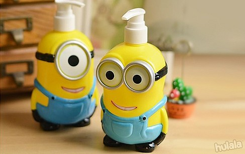 Minion Soap Dispenser