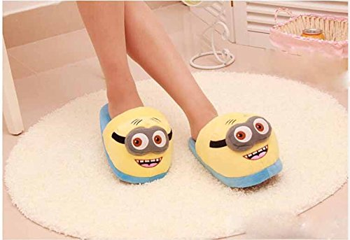 Minion Soft Slippers