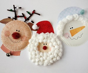 DIY Decorative Christmas Characters