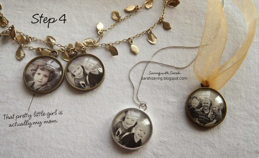 Photo Pendant Step 4