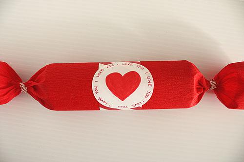 Valentine Gift Wrapseal