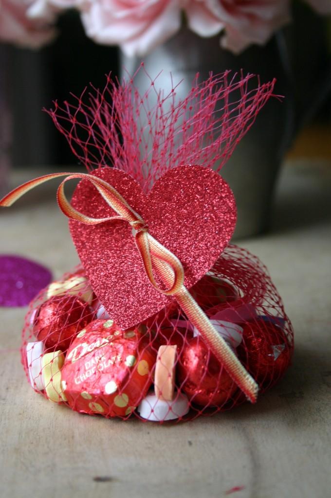 Valentines Candy Crafts