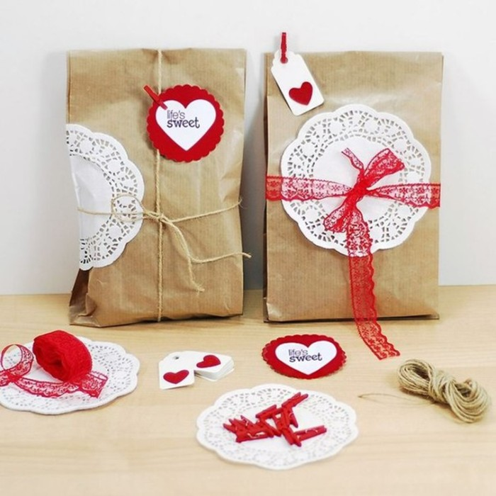 Whimsy Kraft Treat Bags