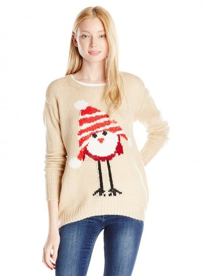 Women Holiday Christmas Sweater