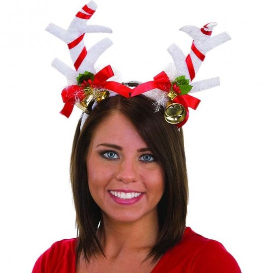 Women's Reindeer Headband