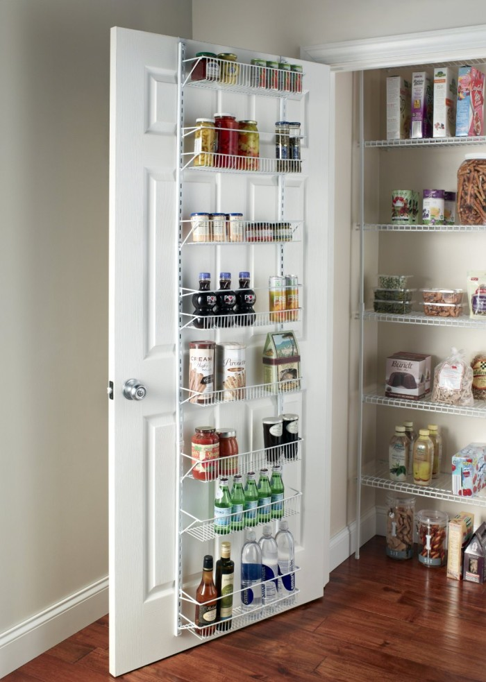 8-Tier Wall and Door Rack