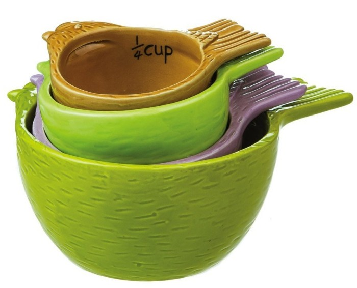 Bird Nesting Measuring Cup Set