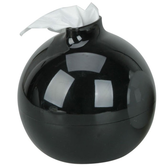 Bomb Shape Pot Holder Tissue Box Cover