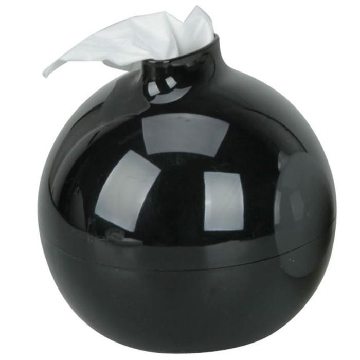 Bomb Shape Pot Holder Tissue Box Cover