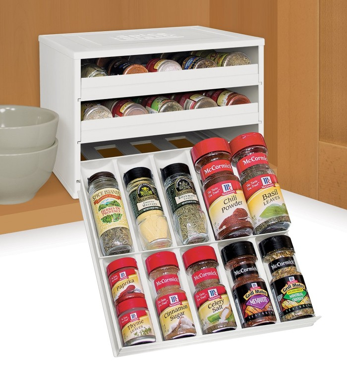 Bottle Spice Organizer