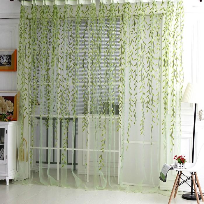 Catkins Door Curtain Panel