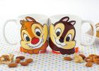 Chip & Dale Pair Mugs