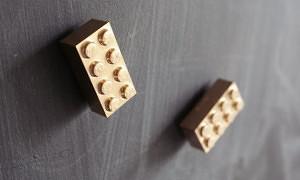 DIY Lego Magnets