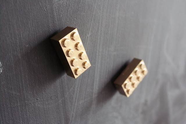 DIY Lego Magnets