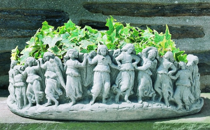 Dancing Angels Planter