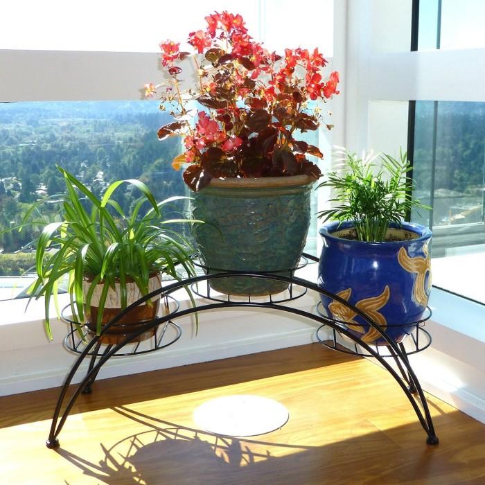 Decorative Planter Stand