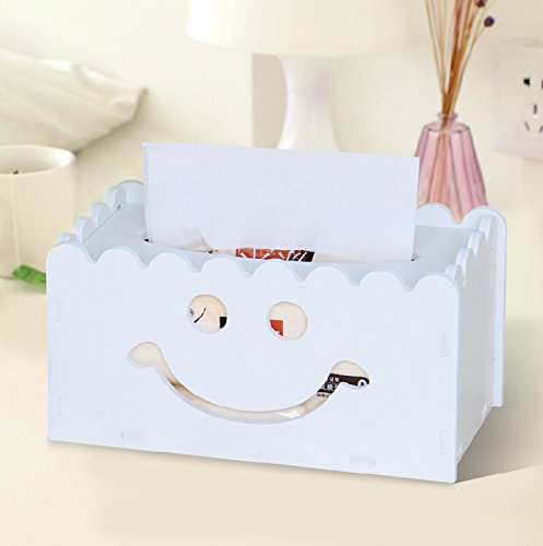 Desk Top Facial Tissue Box