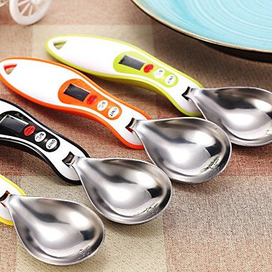 Digital Measuring Spoons