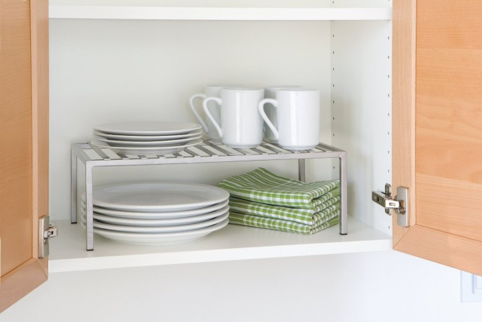 Expandable Cabinet Shelf