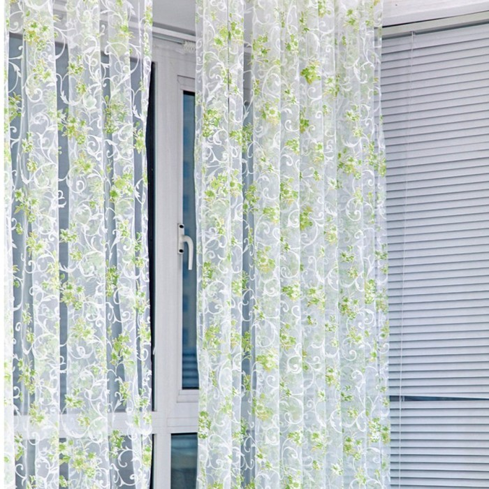 Home Decor Window Curtain