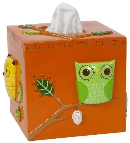 Hoot Boutique Tissue Holder