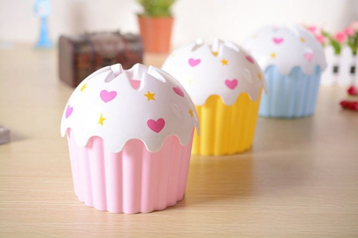 Ice Cream Cake Shaped Towel Tissue Paper Box Holder