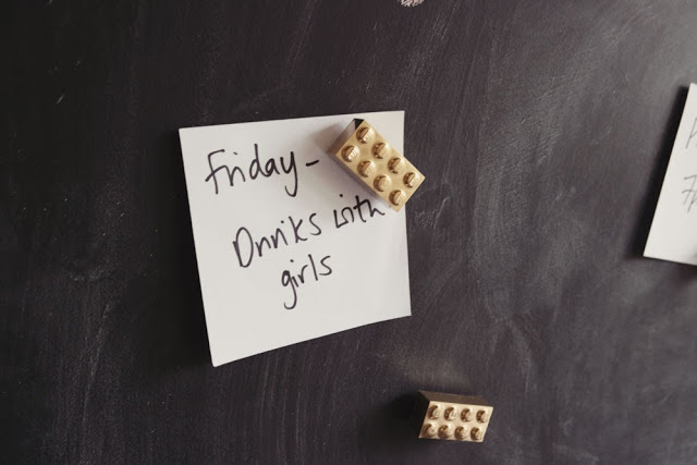 Lego Fridge Magnet