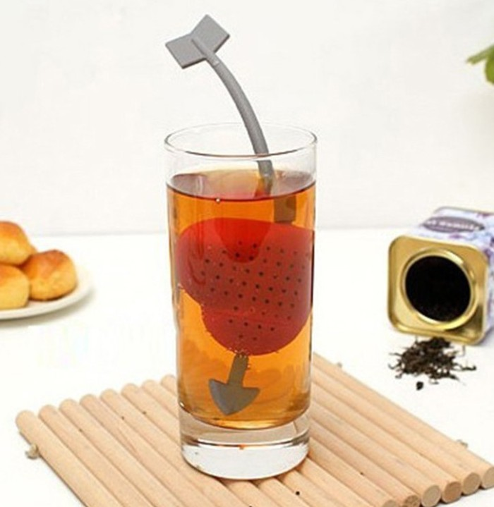 Love Heart Shape Tea Infuser