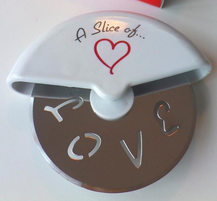 Love Pizza Cutter