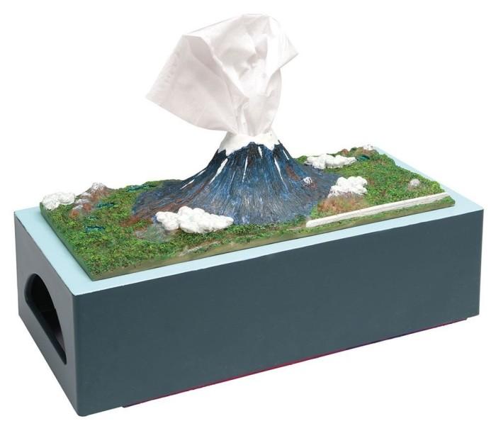Mount Fuji Tissue Box Holder