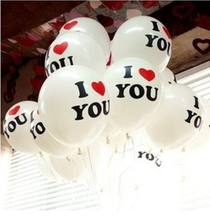 Natural Latex Balloons