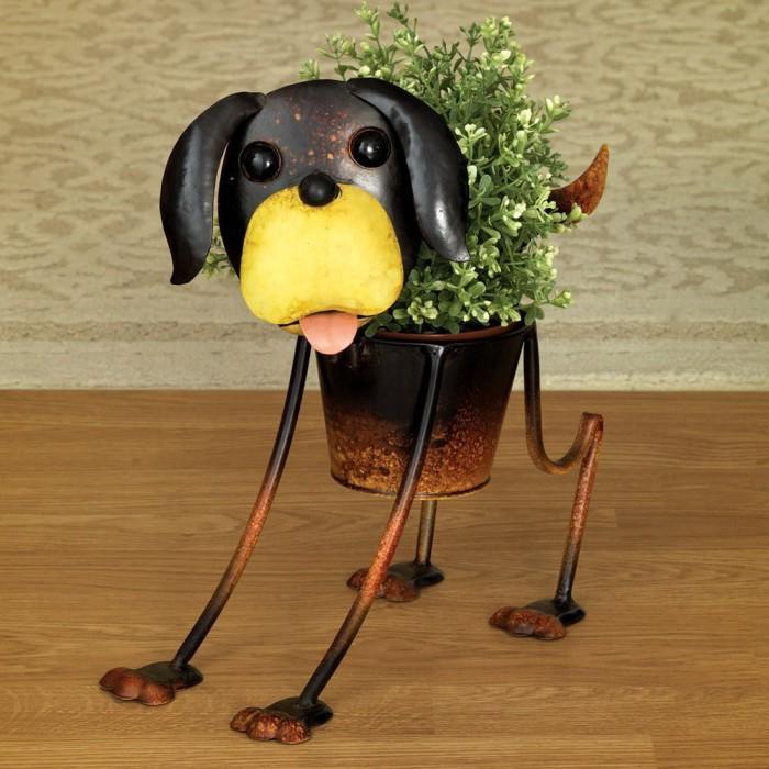 Outdoor Dog Urn Planter