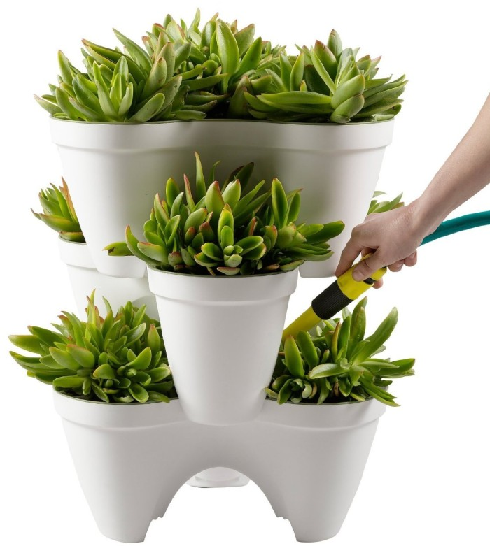 Planter for Stackable System