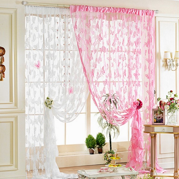 Room Curtain Divider Scarf
