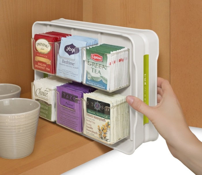 Tea Bag Organizer